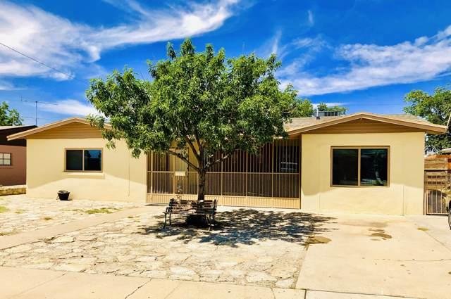 1301 Clausen Drive, El Paso, TX 79925 (MLS #815177) :: Preferred Closing Specialists