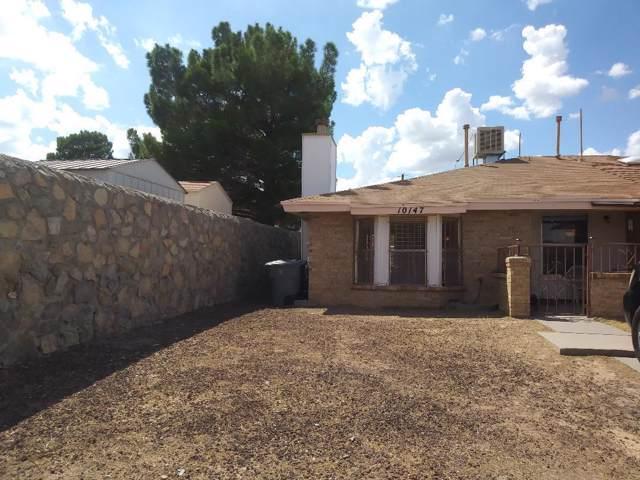 10147 Matador Street, El Paso, TX 79924 (MLS #815218) :: Preferred Closing Specialists