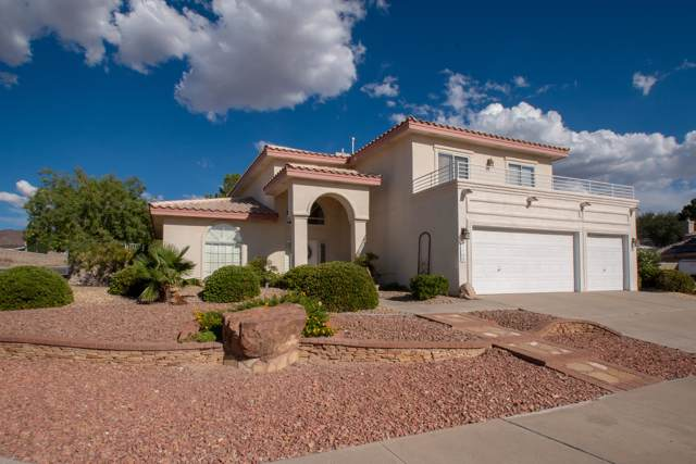 1164 Regal Ridge Drive, El Paso, TX 79912 (MLS #815474) :: Preferred Closing Specialists