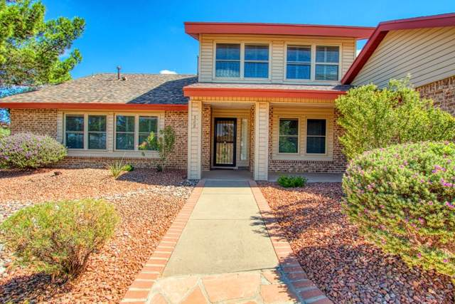 509 Regency Drive, El Paso, TX 79912 (MLS #815531) :: The Matt Rice Group