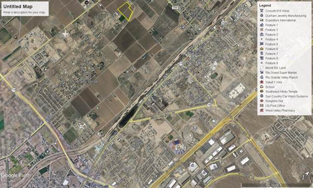 TBD Morrill Road, El Paso, TX 79932 (MLS #815778) :: Preferred Closing Specialists