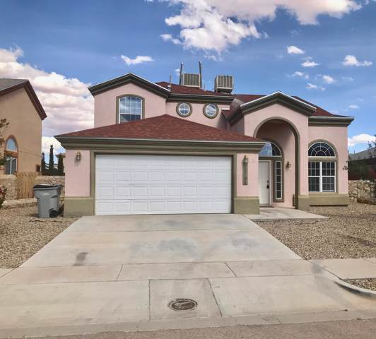 10798 Adin Street, El Paso, TX 79924 (MLS #815866) :: The Matt Rice Group