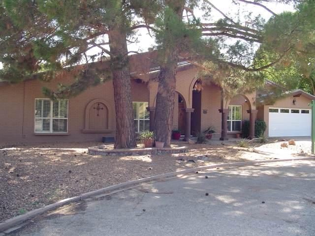 5343 Santa Teresa Drive, El Paso, TX 79932 (MLS #815892) :: The Matt Rice Group