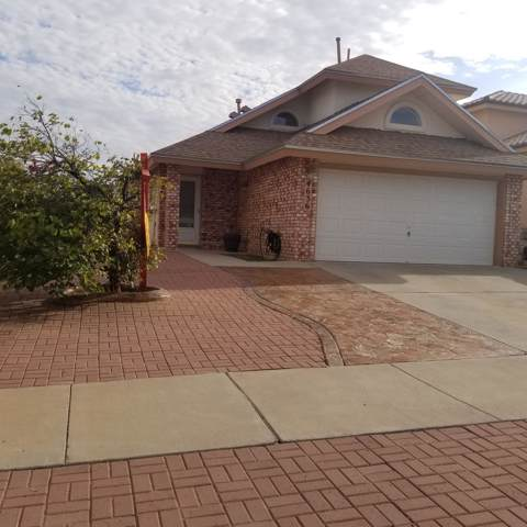 4636 Loma Linda Circle, El Paso, TX 79934 (MLS #815998) :: The Matt Rice Group
