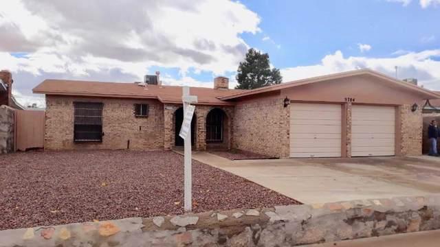 5704 Longview Drive, El Paso, TX 79924 (MLS #816216) :: Preferred Closing Specialists