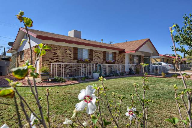 5656 Kensington Circle, El Paso, TX 79924 (MLS #816286) :: Preferred Closing Specialists