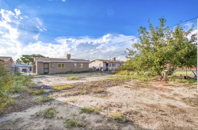 628 Francis Street, El Paso, TX 79905 (MLS #816476) :: The Matt Rice Group