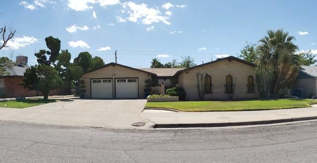 776 De Leon Drive, El Paso, TX 79912 (MLS #816484) :: The Matt Rice Group