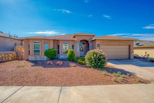 7316 Kiowa Creek Drive, El Paso, TX 79911 (MLS #816582) :: The Matt Rice Group