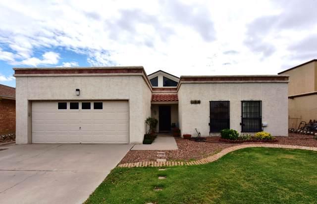 11808 Pete Rose Drive, El Paso, TX 79936 (MLS #816716) :: The Matt Rice Group