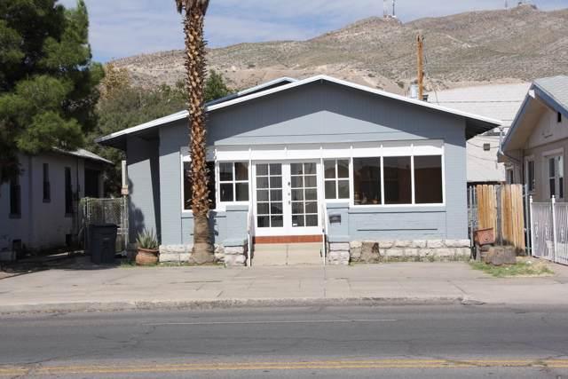 2021 Montana Avenue, El Paso, TX 79903 (MLS #816733) :: Preferred Closing Specialists
