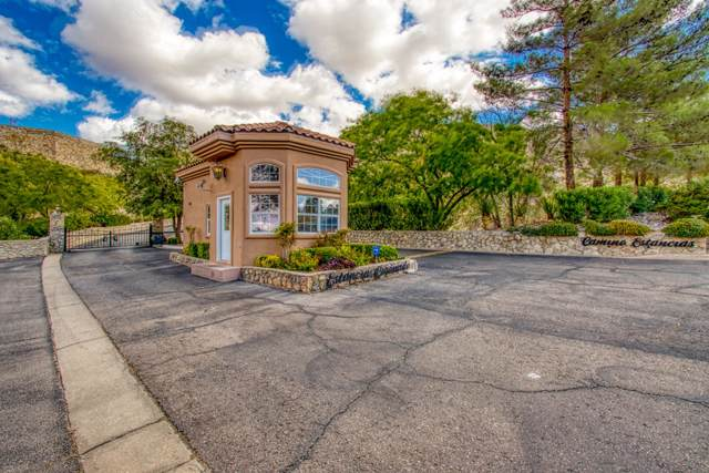100 Camino Barranca, El Paso, TX 79912 (MLS #816753) :: The Matt Rice Group