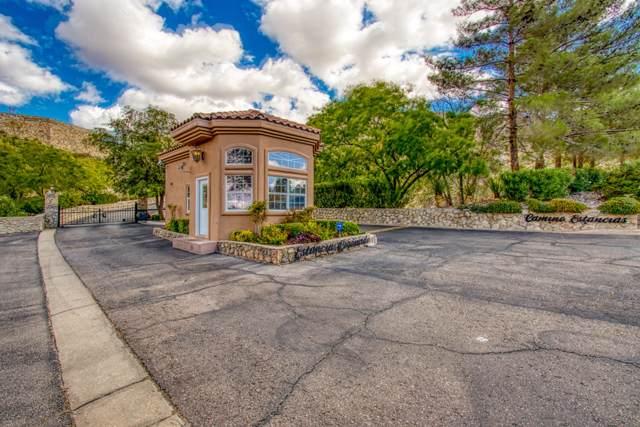 100 Camino Barranca, El Paso, TX 79912 (MLS #816755) :: The Matt Rice Group