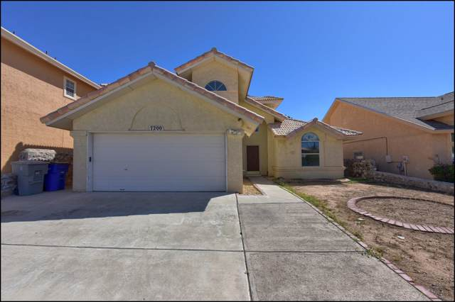 7200 Desert Jewel Drive, El Paso, TX 79912 (MLS #816820) :: Preferred Closing Specialists
