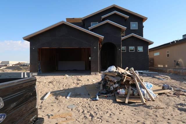 7825 Enchanted View, El Paso, TX 79911 (MLS #816906) :: The Matt Rice Group