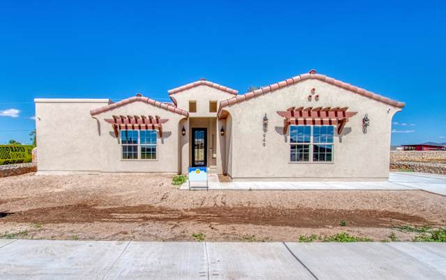 949 Pellegrino Avenue, El Paso, TX 79932 (MLS #817044) :: The Purple House Real Estate Group