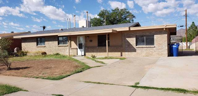 9577 Waverly Drive, El Paso, TX 79924 (MLS #817107) :: The Matt Rice Group