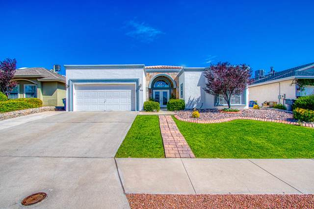 904 Las Aves, El Paso, TX 79912 (MLS #817335) :: Preferred Closing Specialists