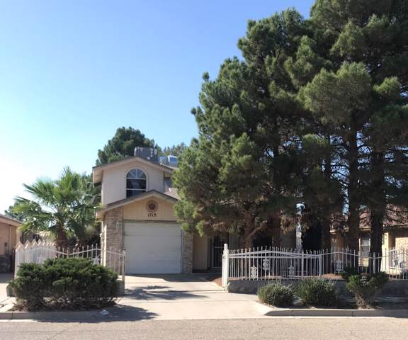 1713 Bogart Place, El Paso, TX 79936 (MLS #817427) :: Jackie Stevens Real Estate Group
