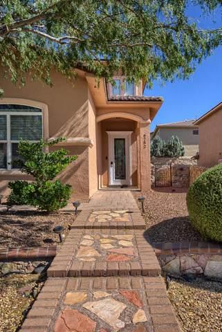 6752 Cabana Del Sol, El Paso, TX 79911 (MLS #817537) :: The Matt Rice Group