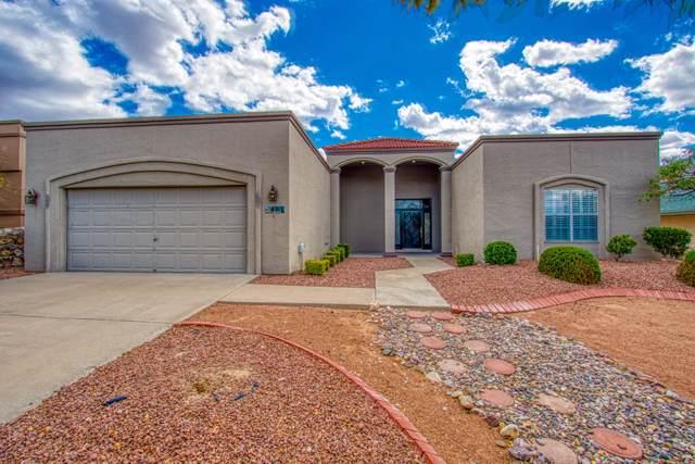 6916 Desert Canyon Drive, El Paso, TX 79912 (MLS #817704) :: The Matt Rice Group