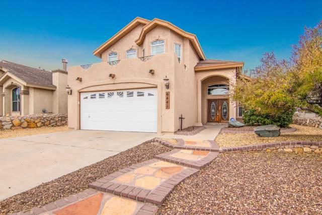 6441 Berringer Street, El Paso, TX 79932 (MLS #818274) :: Preferred Closing Specialists