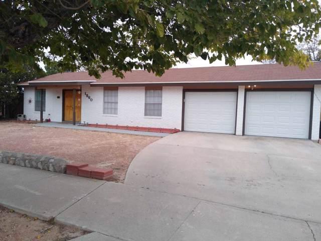 1560 Catham Circle, Horizon City, TX 79928 (MLS #818458) :: Preferred Closing Specialists