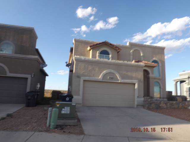 12949 Hueco End Drive, El Paso, TX 79938 (MLS #818628) :: Preferred Closing Specialists