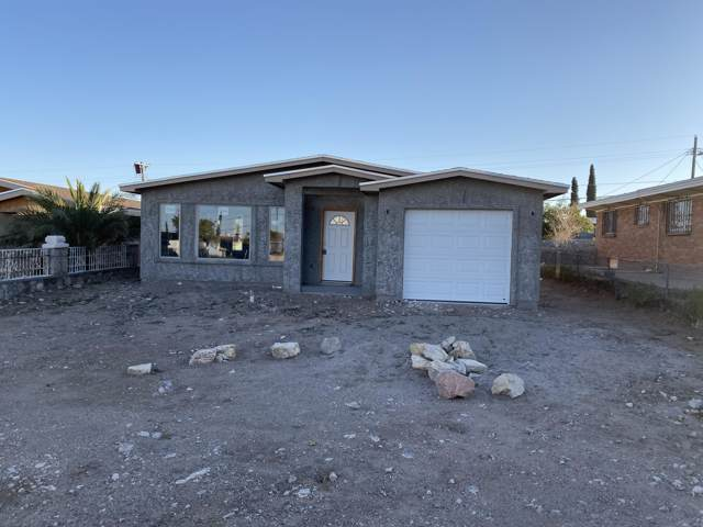 3518 Truman Avenue, El Paso, TX 79930 (MLS #818773) :: Preferred Closing Specialists