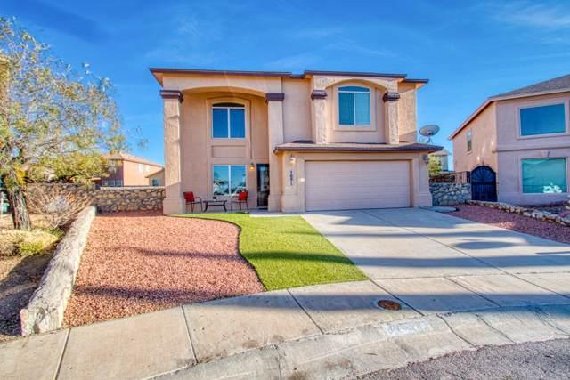 1652 Playa Del Sol Street, El Paso, TX 79911 (MLS #819311) :: Preferred Closing Specialists