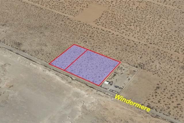 13445 Windermere, El Paso, TX 79928 (MLS #819531) :: Preferred Closing Specialists