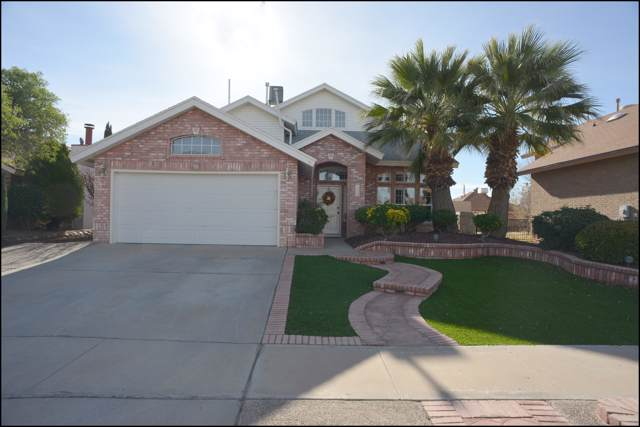 11840 Urbici Soler Drive, El Paso, TX 79936 (MLS #819640) :: The Purple House Real Estate Group