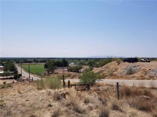 970 Quail Mesa Drive, Socorro, TX 79927 (MLS #819868) :: The Matt Rice Group