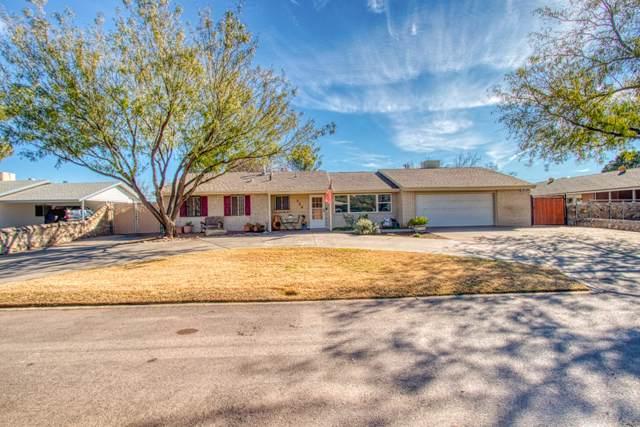 308 Kent Avenue, El Paso, TX 79922 (MLS #819925) :: The Purple House Real Estate Group