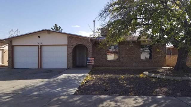 3620 Breckenridge Drive, El Paso, TX 79936 (MLS #820003) :: Preferred Closing Specialists