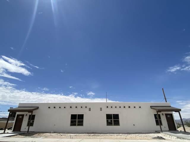 5820 Tamburo Court A & B, El Paso, TX 79905 (MLS #820101) :: Summus Realty