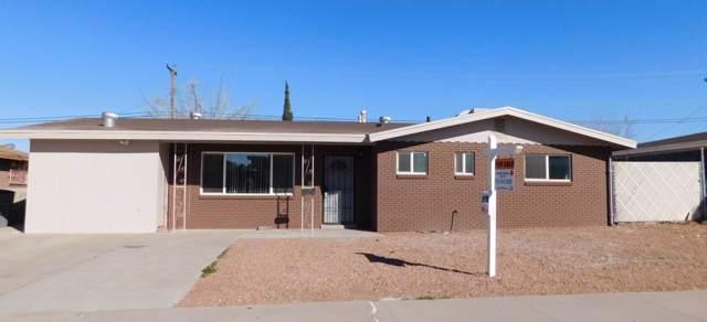 7909 Hemlock Street, El Paso, TX 79925 (MLS #820626) :: Preferred Closing Specialists