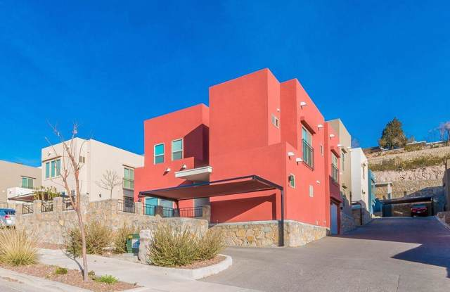 4008 Camelot Heights Dr Drive A, El Paso, TX 79912 (MLS #820705) :: Preferred Closing Specialists
