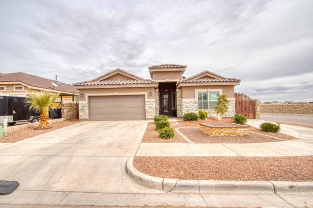 1100 Lajitas Place, El Paso, TX 79928 (MLS #821086) :: The Purple House Real Estate Group