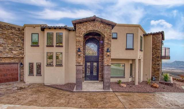 452 San Clemente Drive, El Paso, TX 79912 (MLS #821087) :: Preferred Closing Specialists