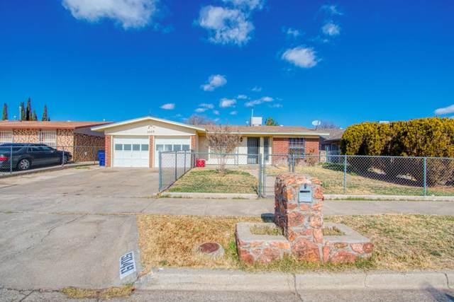5049 Sagitarrius Avenue, El Paso, TX 79924 (MLS #821226) :: Preferred Closing Specialists