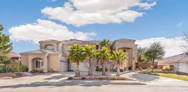 6364 La Posta Drive, El Paso, TX 79912 (MLS #821275) :: Preferred Closing Specialists
