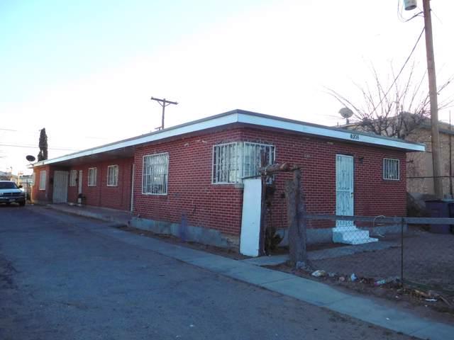 4008 Thomason Avenue, El Paso, TX 79904 (MLS #821331) :: Preferred Closing Specialists