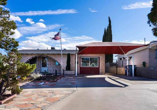 3420 Flory Avenue, El Paso, TX 79904 (MLS #821340) :: Preferred Closing Specialists