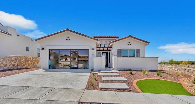 7466 Wooden Nickel Drive, El Paso, TX 79911 (MLS #821383) :: Mario Ayala Real Estate Group