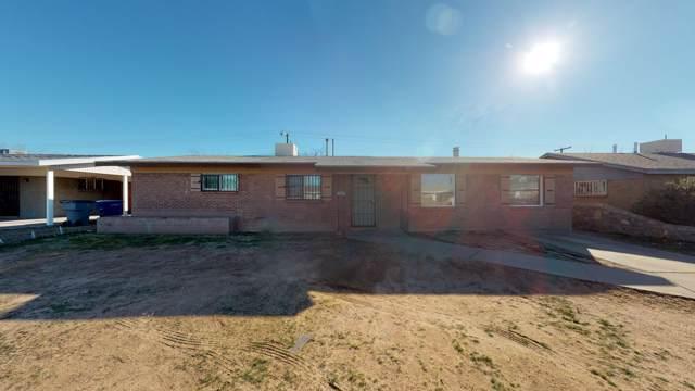 5732 Sanders Avenue, El Paso, TX 79924 (MLS #821413) :: The Purple House Real Estate Group