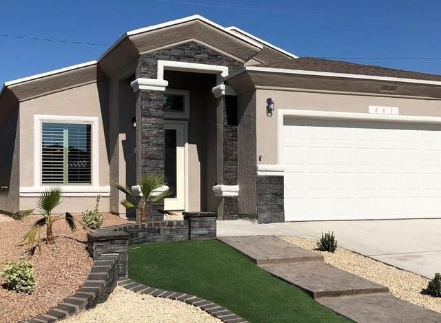 13673 Olney Avenue, El Paso, TX 79928 (MLS #821462) :: Preferred Closing Specialists