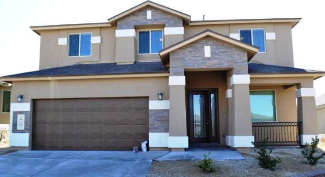 7841 Enchanted Ridge Drive, El Paso, TX 79911 (MLS #821493) :: Preferred Closing Specialists