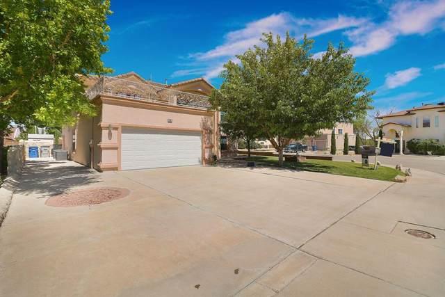 1091 Los Moros Drive, El Paso, TX 79932 (MLS #821592) :: Preferred Closing Specialists