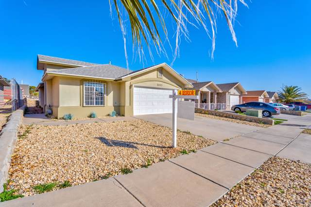 12575 Flora Alba Drive, El Paso, TX 79928 (MLS #821731) :: Preferred Closing Specialists